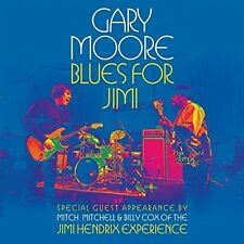 GARY MOORE - BLUES FOR JIMI 2 DVD NEU