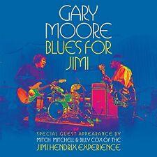 GARY MOORE - BLUES FOR JIMI 2 DVD NEU