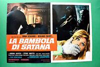 T10 Fotobusta Die Puppe Von Satan Erna Schurer Roland Carey Casapinta Horror 3