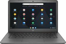 New HP 14-db0023dx 14'' HD Chromebook AMD A4-9210C 4GB 32GB eMMC - Gray