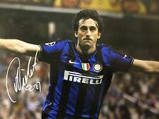 M Signed European Player/Club Football Photos