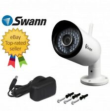 Swann Wi-Fi Security Camera: 1080p HD Outdoor Camera with Night Vision - NVW-485