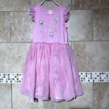 My Little Pony Tutu Style Pink Dress S 6