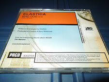 ELASTICA - MAD DOG - PROMO CD SINGLE - VERY RARE - EXCELLENT CONDITION