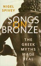 "NEW ""Songs on Bronze"" Greek Myths Demeter Persephone Jason's Argonauts Achilles"