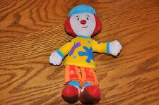 Disney JoJo Circus Clown  Stuffed Poseable Toy Free Shipping 8 inches tall