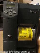 Zebra Z4M Z4M00-0004-0000 Thermal Barcode Label Printer Parallel Serial POS