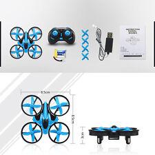 Jjrc H36 6-axis Gyro Headless Mode Mini Rc Quadcopter Rtf Drone 2.4Ghz Us Stock