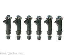 Motor Man - Brand New Flow Matched Delphi Fuel Injector Set 25313185 4.2L 6CYL