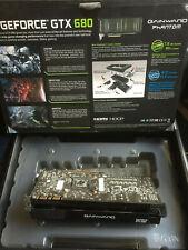 Gainward Nvidia GeForce GTX 680 Phantom 2GB Graphics Card 1150mhz & 2 DVI cables