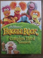 Jim Henson's Fraggle Rock- The complete third season with bonus drawing in pack