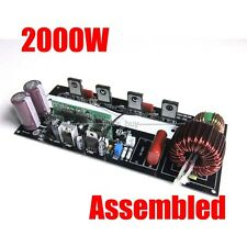 assembled 2000W Pure Sine Wave Inverter Power Board Modified Sine Wave Amplifier