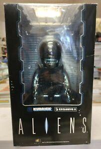 400% WARRIOR ALIEN Kubrick 2008 Medicom Toy Exclusive Aliens Figure rare big toy