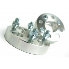4 Pcs Wheel Spacers Adapters 4X100 To 4X100 | 54.1 CB | 12X1.5 | 32MM 1.25 Inch