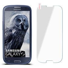 Panzer Folie Glas Folie für Samsung Galaxy S3 Hart Protection Display Schutz