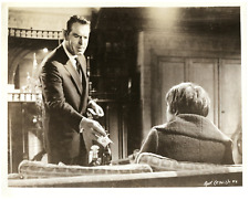 """Film """" The Apartment"""" - Shirley MacLaine and Fred MacMurray Silver Print.  Tir"""