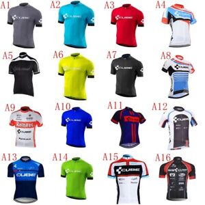Cycling Men's Summer Comfortable Short Sleeve Outdoor Sports Cycling Jersey G06