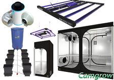 Grow Tent Kits -  Autopot System, LED Lumatek, SJ Tent & Ram Extraction Kit