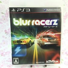 USED PS3 Blur Racerz Square Enix Play Station 3 06552 Japan import