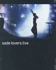 Sade : Lovers live (DVD)
