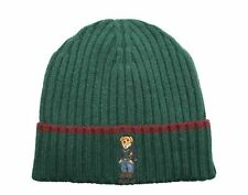 Polo Ralph Lauren St Andrews Stadium Bear Downhill Suicide Skier Holiday Beanie