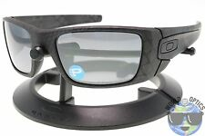 Oakley Fuel Cell Sunglasses OO9096-A3 Cerakote Ultrablend Black Irid Polarized