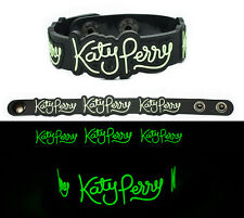 KATY PERRY Rubber Bracelet Wristband Glows in the dark