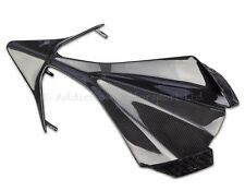 Ducati Panigale 899 1199 S Full Carbon Fibre Undertray Panel in Gloss for Track