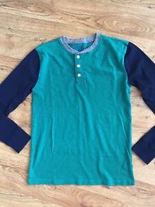 Crewcuts Boy's Shirt 14 years Green Blue