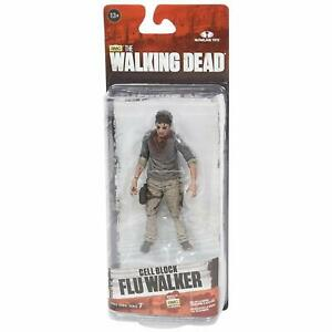The Walking Dead Cell Blok Completo Opcional Walker Zombi action figure