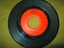 Raging Storms - Hound Dog / Dribble Twist - Trans Atlas #677 - VG - 45 RPM