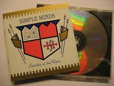 """SIMPLE MINDS """"SPARKLE IN THE RAIN"""" - CD"""