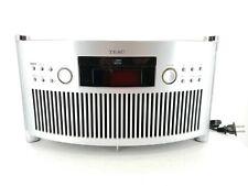 New listing Teac Sr-L50 Mini Stereo System Am/Fm/Cd Audio Phile Clock Radio