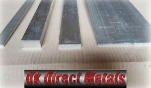 100 mm to 150 mm wide Aluminium metric flat bar 6082  + free cutting & p&p