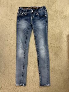 Rock revival Jen Skinny Denim women jeans size 26