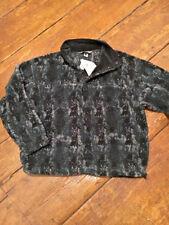 Eastern Mountain Sport Pinnacle Men's Fleece PulloverJacket Size XL NWT #343