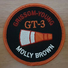 Aufnäher Gemini 3 John Young und Gus Grissom Patch Molly Brown