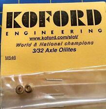 Koford M546 3/32 Axle Oilites Slot Car 1/24 Mid America Naperville