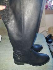 Lifestride Black Knee High Boots Size 9.5W