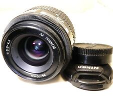 Nikon Zoom-NIKKOR 35-70mm f3.3-4.5 AF auto focus Lens Japan