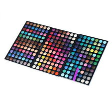 Full 252 Color Eye Shadow Makeup Cosmetic Shimmer Matte Eyeshadow Palette F4
