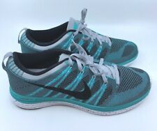 50ffb6b73282 Nike Flyknit One+ Sport Turquoise 554887-301 301 DS 10.5