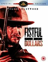 , A Fistful of Dollars (Two-Disc Special Edition) [DVD] [1964], New, DVD