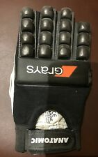 Right hand hockey glove size Large