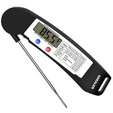 GDEALER Instant Read Thermometer Super Fast Digital Electronic Food Thermomet...