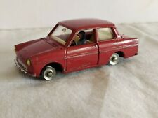 DINKY TOYS DAF ROUGE  1/43 Made in France MECCANO TRIANG vintage