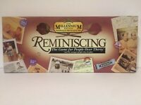 Reminiscing Board Game 1940s through the 1990s Edition