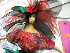 "French Doll 12"". Slim Porcelain Head,Arms,Feet."