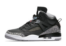 Nike Air Jordan Spizike BLACK CEMENT GREY RED OG 3 WHITE FIRE 315371-034 sz 9.5