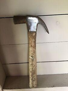 Vintage Stanley Claw Hammer 41 1/2 16oz Hammer
